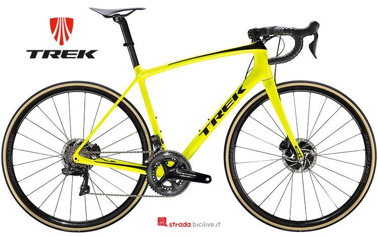 Bici Trek Emonda SLR9 Disc gamma 2019