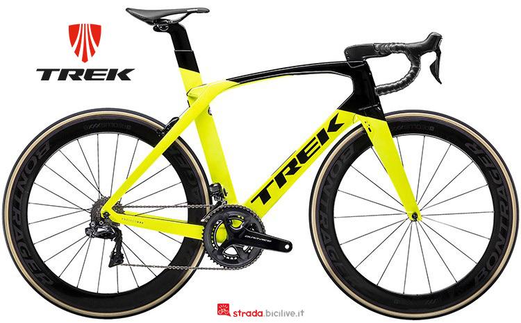Bici da corsa Trek Madone SLR9Trek Madone SLR9 catalogo 2019