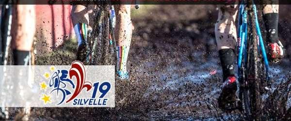 campionati europei di ciclocross 2019 a Silvelle