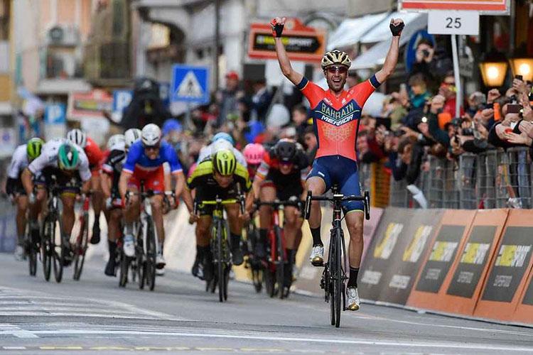 Nibali alla Milano-Sanremo