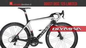 Bici da corsa Olympia Boost Disc 125 limited edition