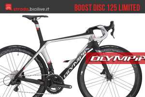Bici da corsa Olympia Boost Disc 125 limited edition