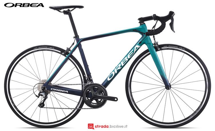 Una bicicletta Orbea Orca M40