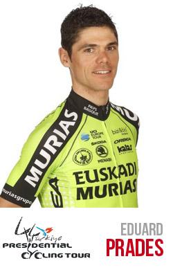 Eduard Prades vincitore del Giro di Turchia 2018