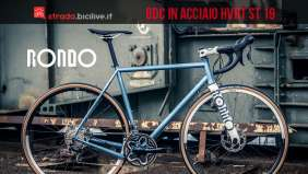 Bicicletta in acciaio Rondo HVRT ST 2019