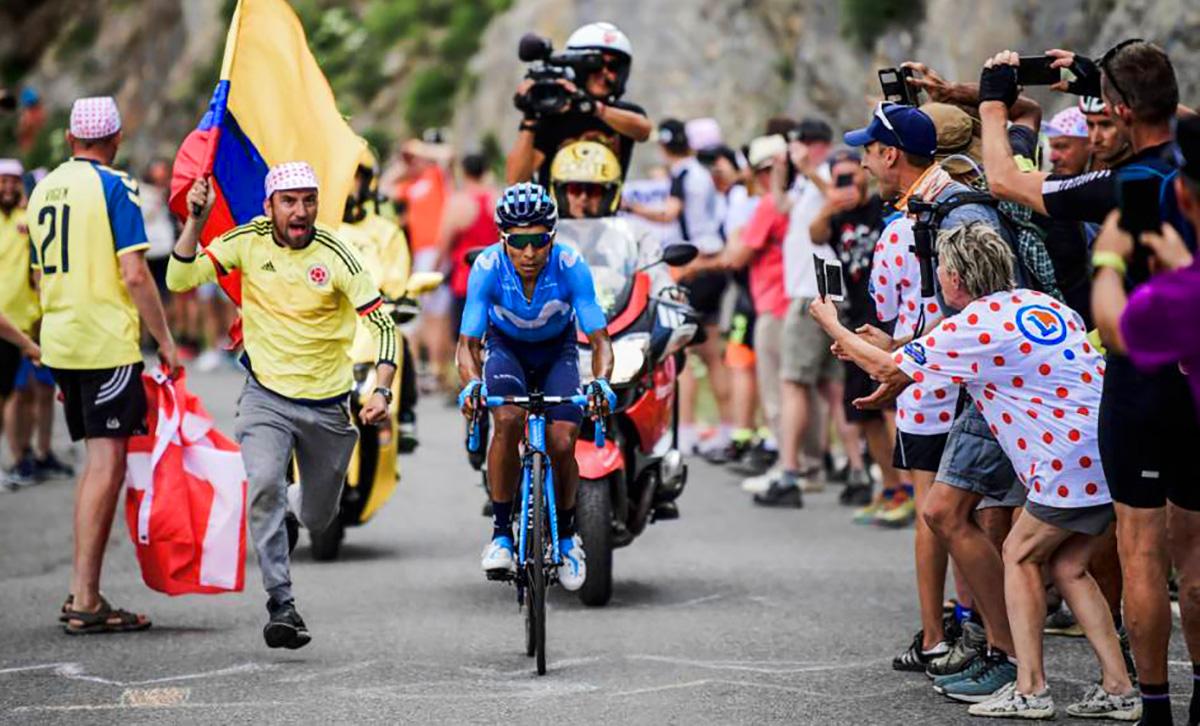 diciottesima tappa vittoria di Nairo Quintana tour de france 2019
