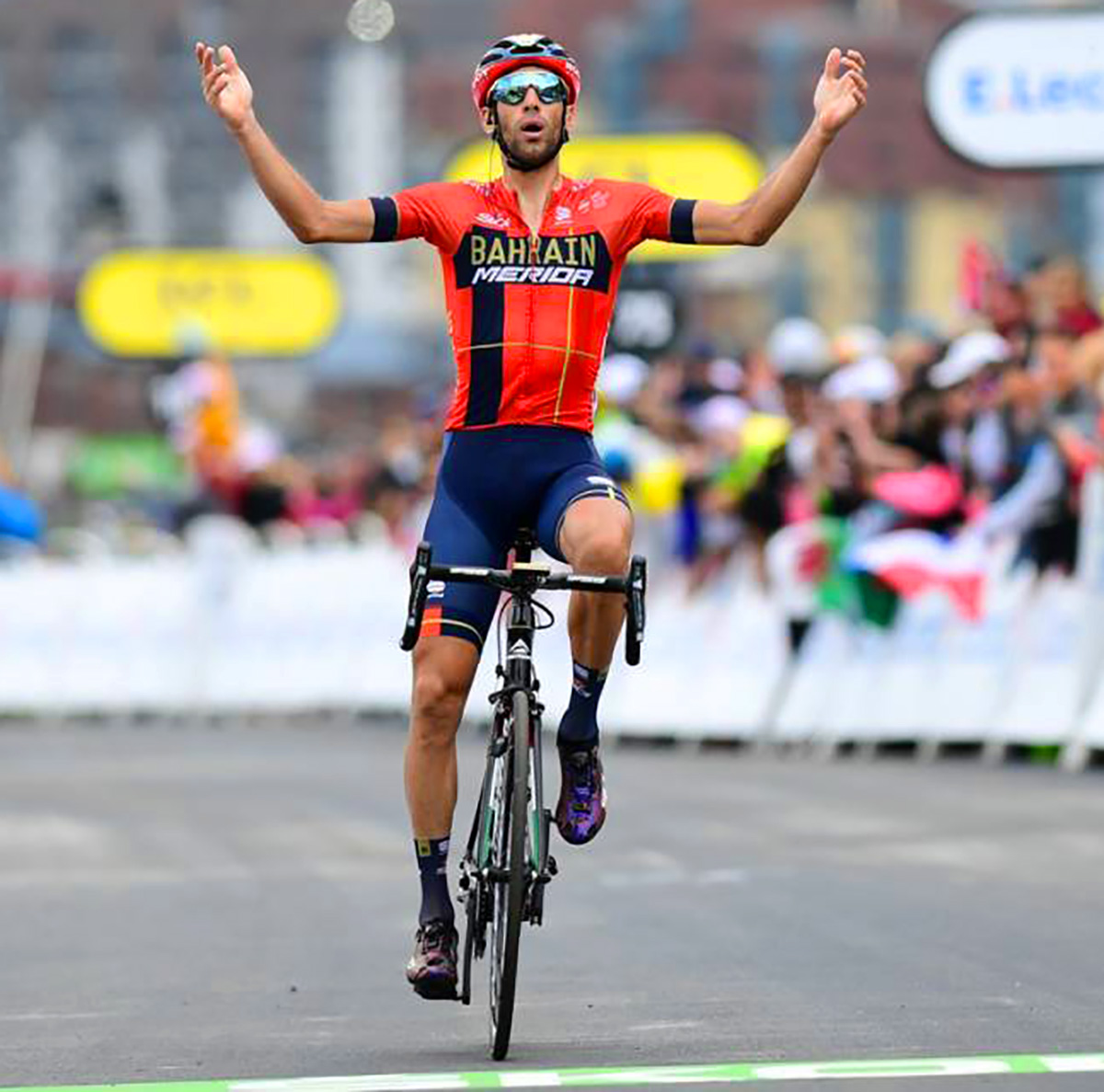 diciottesima tappa vittoria di Vincenzo Nibali tour de france 2019