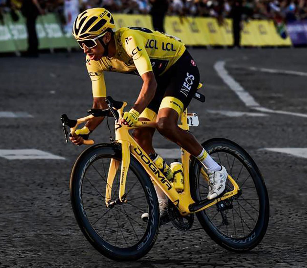 Leader classifica generale tour de france 2019