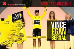 Tour de France 2019: cronaca tappe vincitori