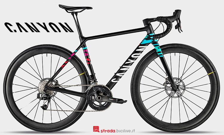 Bicicletta da donna Ultimate WMN CF SLX Disc 9.0 Team CSR dal catalogo 2019