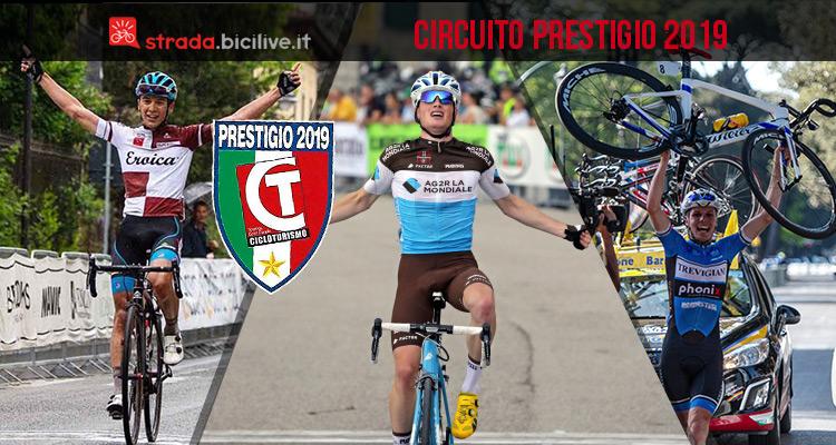 Il Circuito Prestigio 2019 di Cicloturismo per BDC
