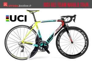 Le migliori bici da strada dei team World Tour