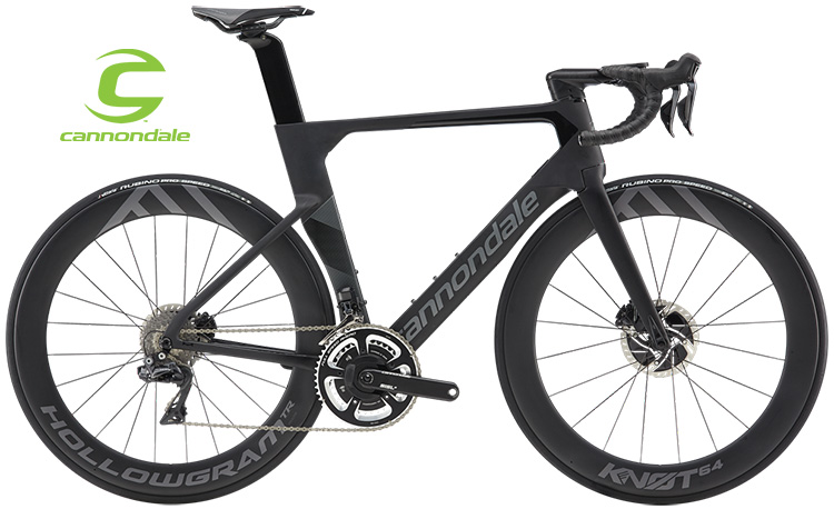 Cannondale SystemSix Hi-Mod per la world tour 2019