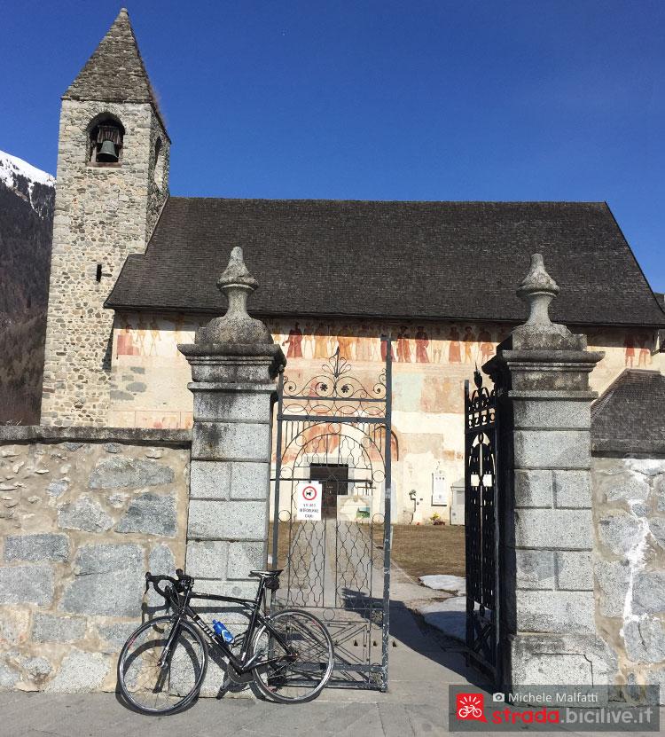 Chiesa di San Vigilio presso Pinzolo