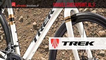 bici da gravel Trek Checkpoint AL 3 2019
