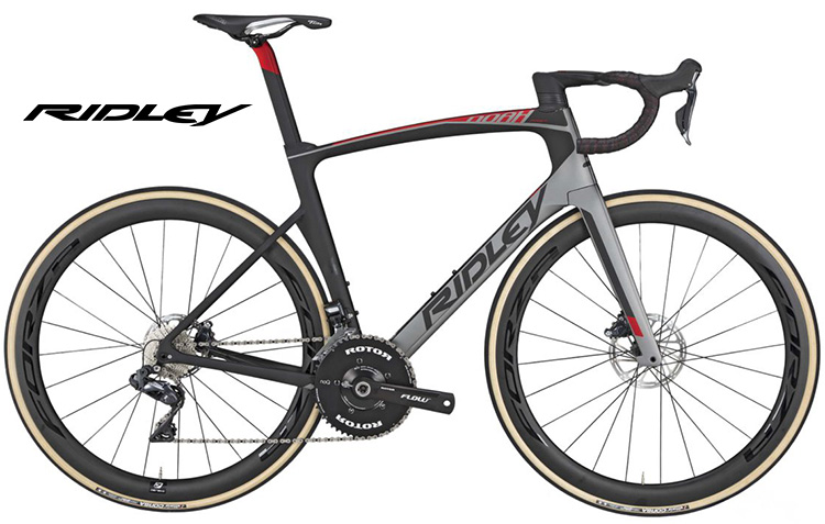 Ridley Noah Fast per il world tour 2019