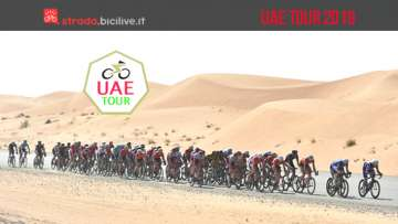 UAE Tour 2019: dal 24 febbraio al 2 marzo