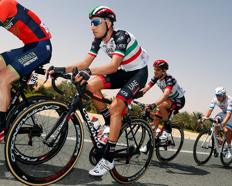Aru per UAE Team Emirates 2019