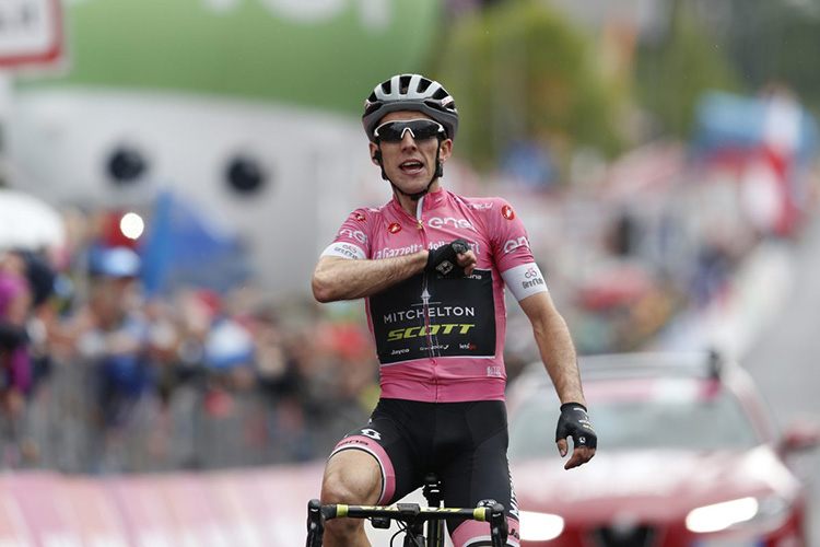 Simon Yates per Mitchelton-Scott 2019