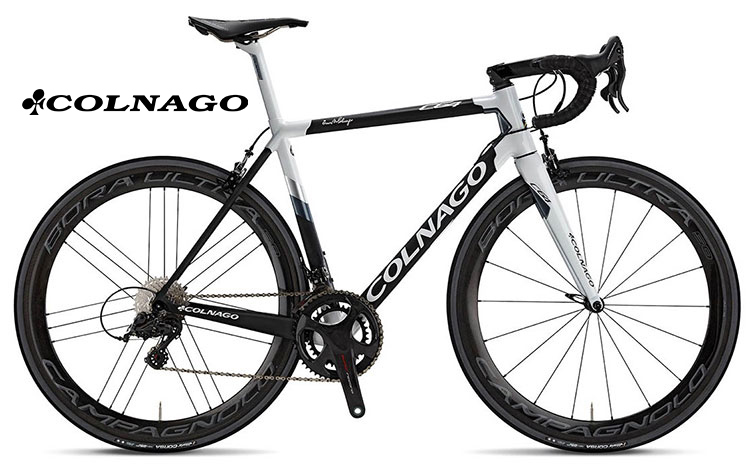 Colnago C64 per il world tour 2019
