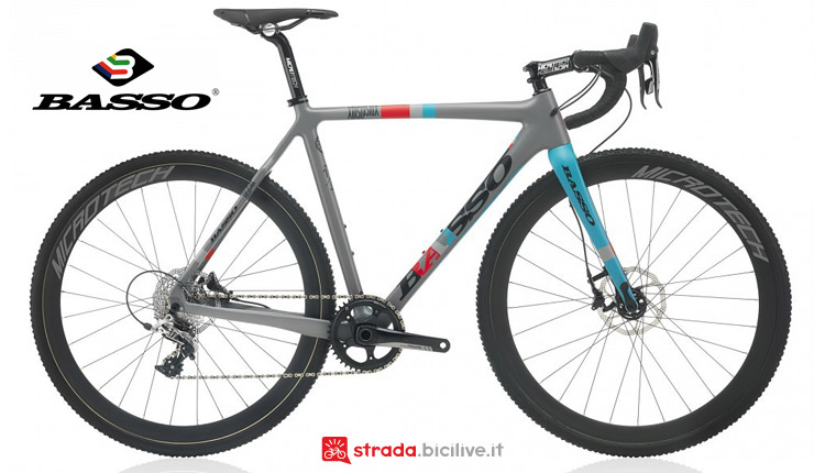 bici gravel Basso FastCross 2019