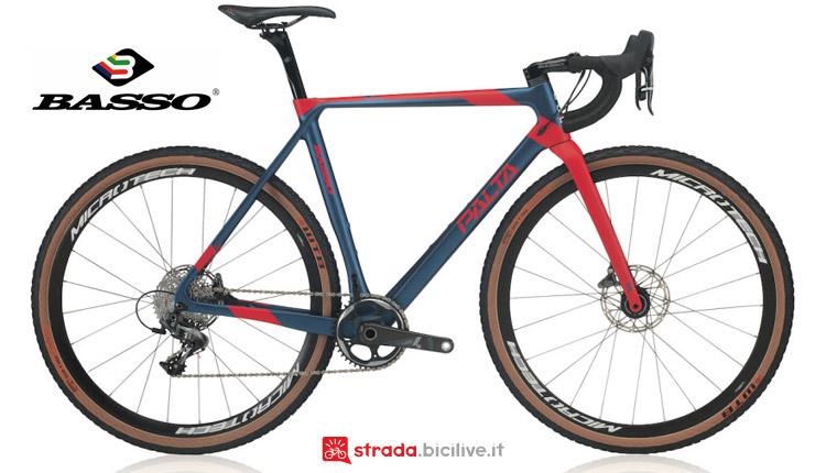bici da ciclocross full carbon Basso Palta
