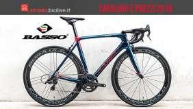 bici da corsa dal catalogo e listino prezzi Basso 2019