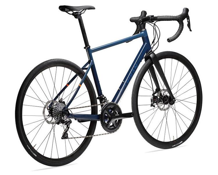 bici da gravel e cicloturismo Decathlon Triban