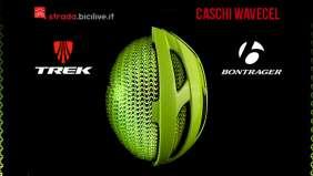Caschi WaveCel: nuova tecnologia firmata Bontrager e Trek