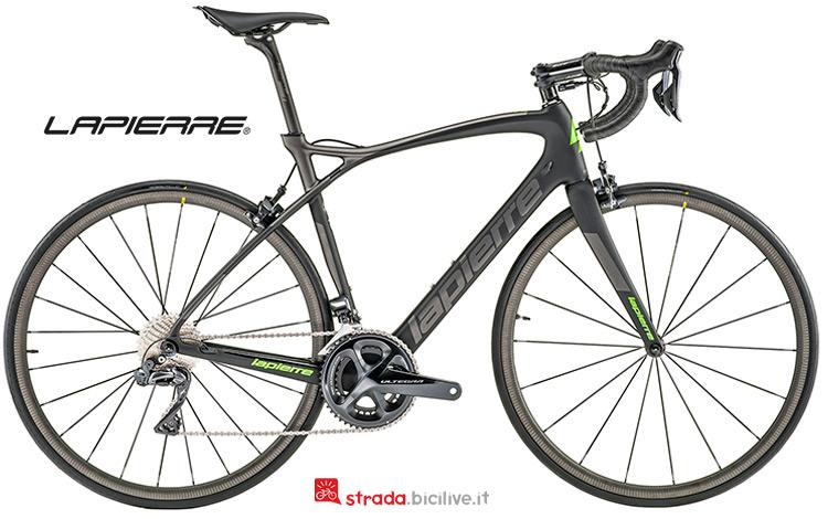 bici endurance Lapierre Pulsium SL 700 CP anno 2019