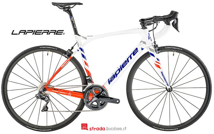 Bicicletta Lapierre Xelius SL 700 CP Groupama/FDJ gamma 2019