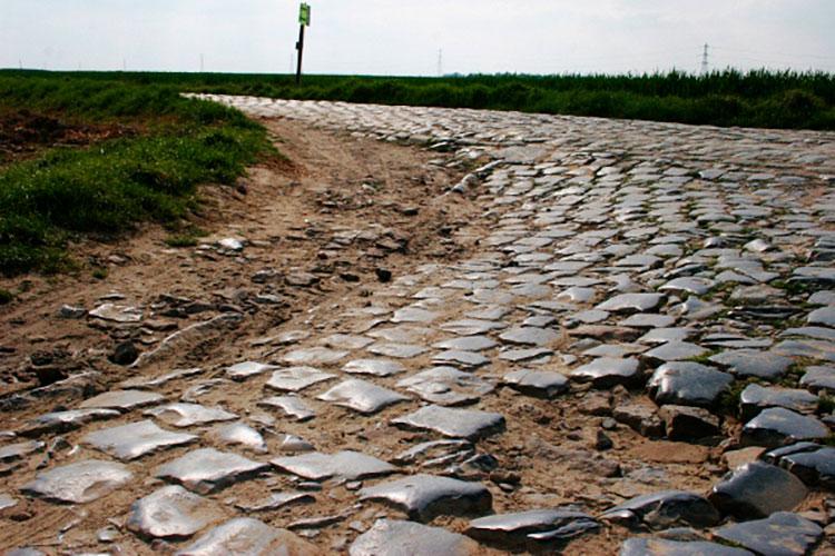 pavé  Parigi Roubaix 2019