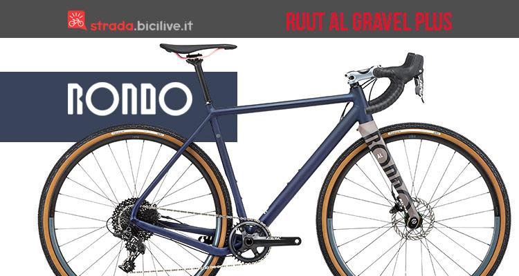 Rondo Ruut AL Gravel Plus: novità 2019 dell'azienda polacca