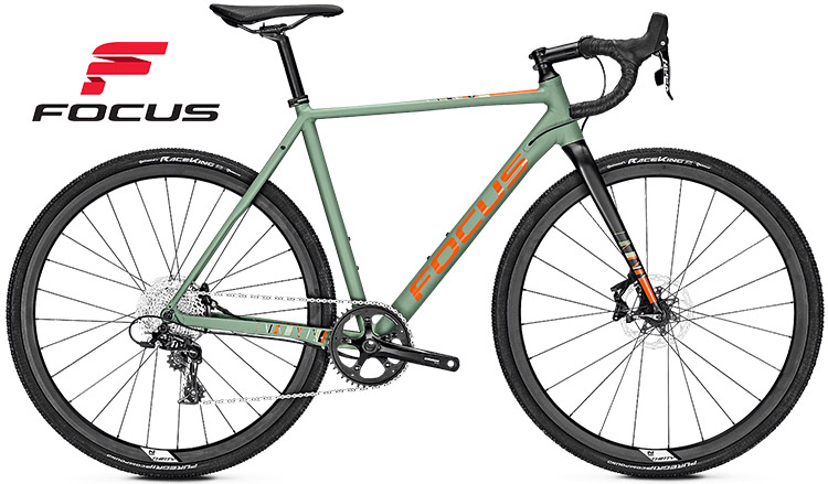 bicicletta Focus Mares 6.9 anno 2019