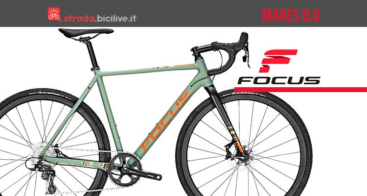Focus Mares 6.9: alluminio per le avventure ciclocrossiste