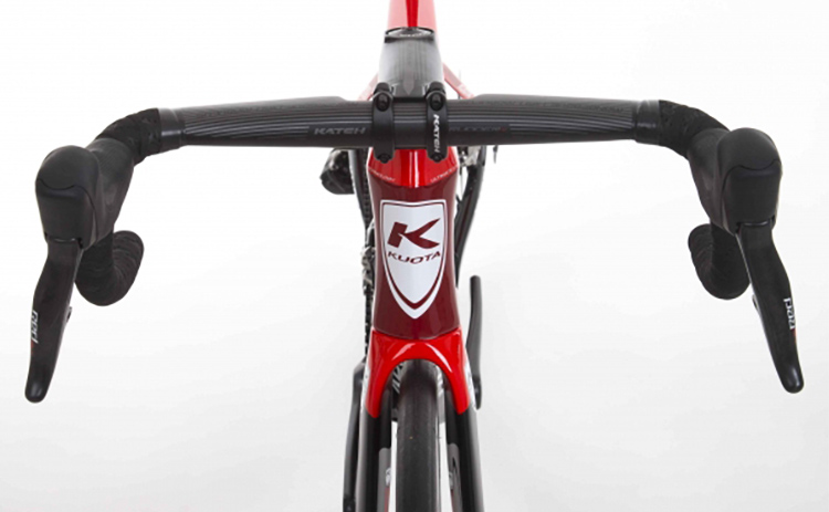 parte anteriore bici Kougar 2019