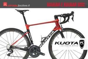 Kuota biciclette da strada 2019: Kougar e Kougar Disc