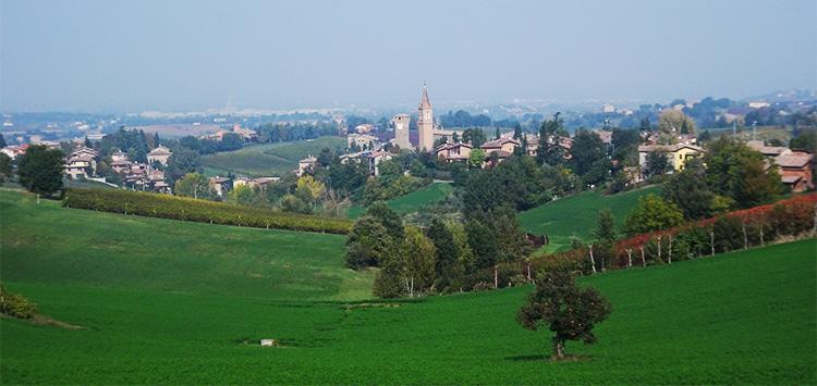 borgo e castello ciclabile levizzano