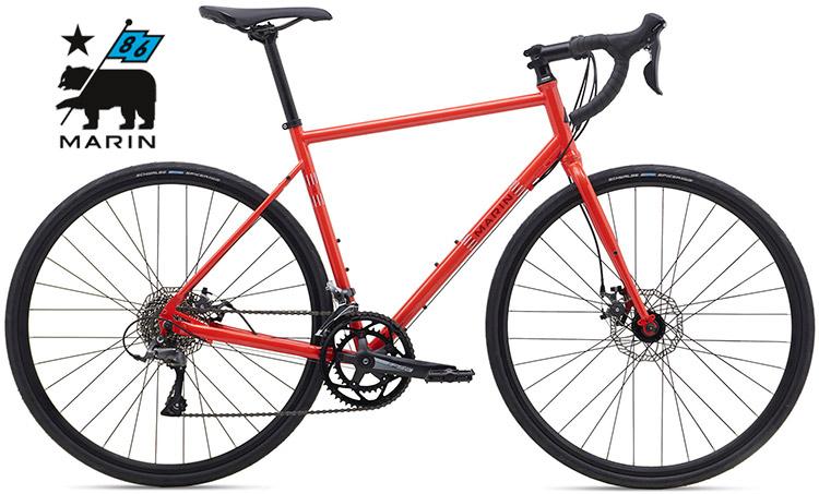 bici da strada Marin Nicasio 2019