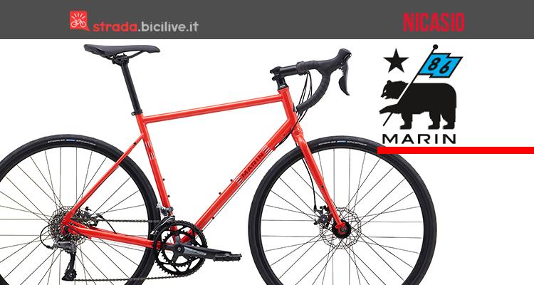Marin Nicasio: l'acciaio per le avventure del ciclocross