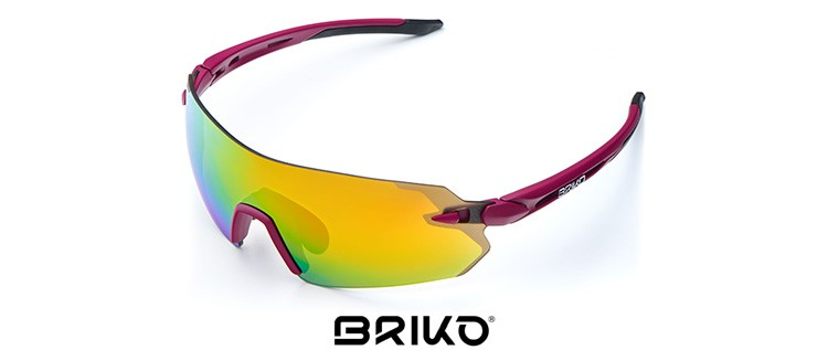 Briko nuovo occhiale per cicliste Superleggero XS