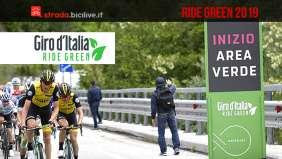 Ride Green 2019 per un Giro d'Italia eco-sostenibile