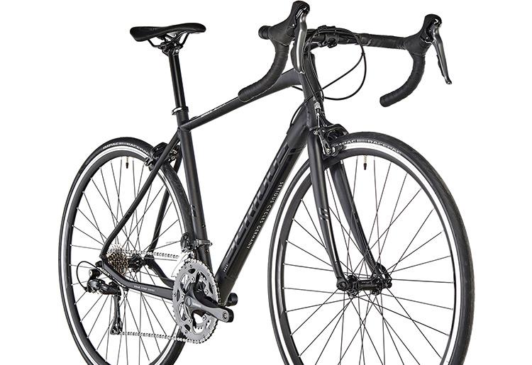 Bicicletta da strada per principianti Valparola Comp 2019 di Serious Cycles anno 2019