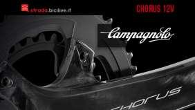 Campagnolo Chorus 12v: novità 2020 di media gamma