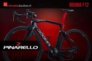 Pinarello Dogma F12: la bicicletta del nuovo Team Ineos