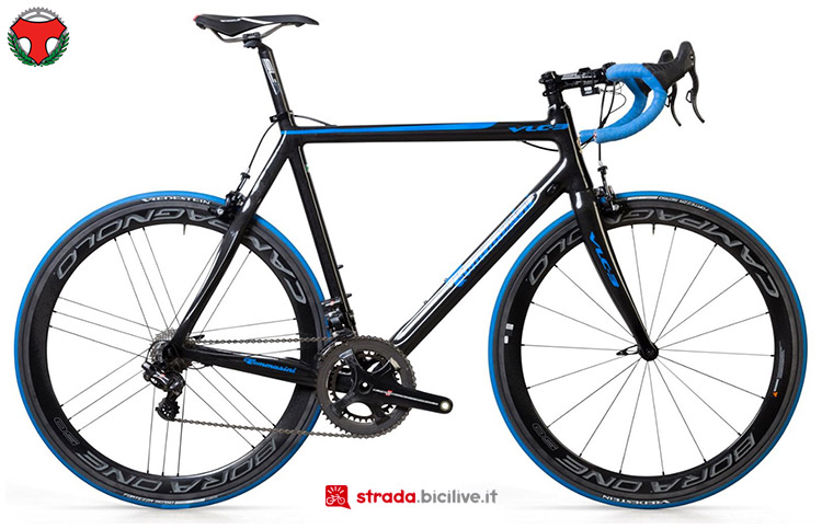 Telaio Tommasini Racing VLC3 2019 bici