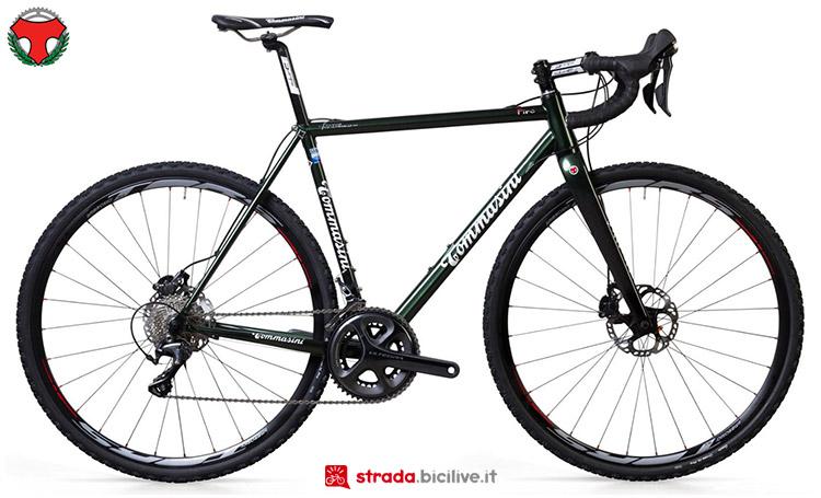 Telaio Tommasini Gravel/Cyclocross FIRE 2019 bicicletta