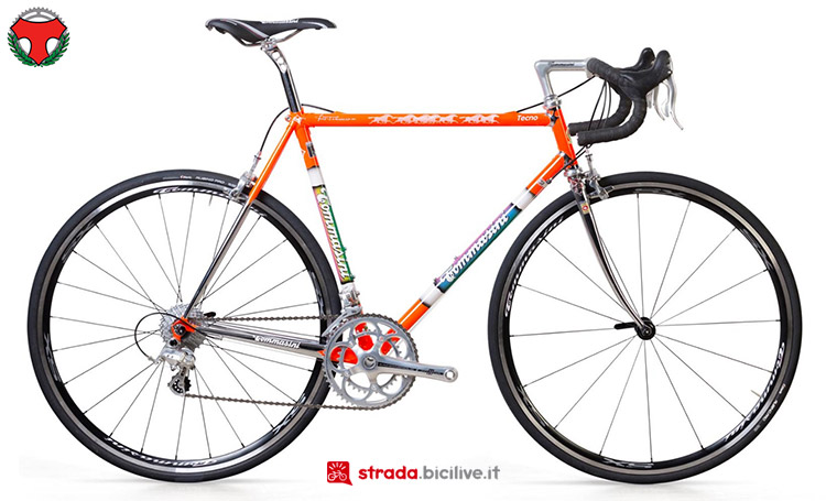Telaio Tommasini Classic TECNO bici 2019