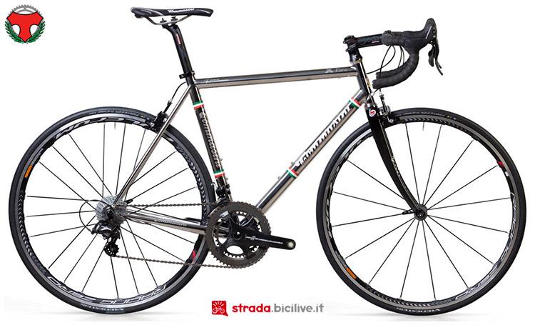 Telaio Tommasini Granfondo XFIRE 2019 bici