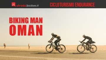 Biking Man Oman 2019 gara endurance